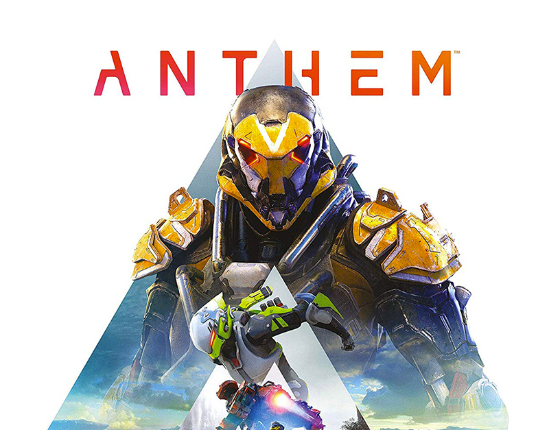 Anthem (Xbox One), Go Game A Lot, gogamealot.com