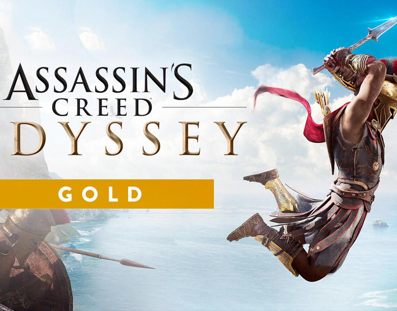 Assassin's Creed Odyssey - Gold Edition (Xbox One), Go Game A Lot, gogamealot.com