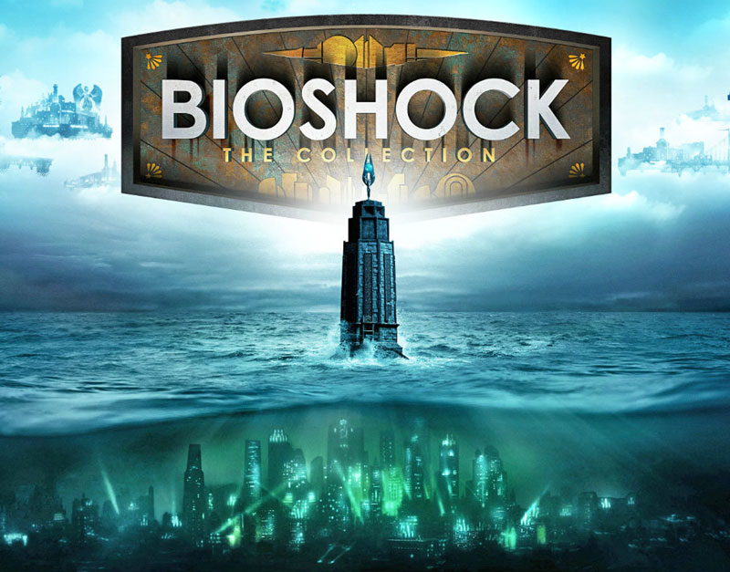 BioShock: The Collection (Xbox One), Go Game A Lot, gogamealot.com