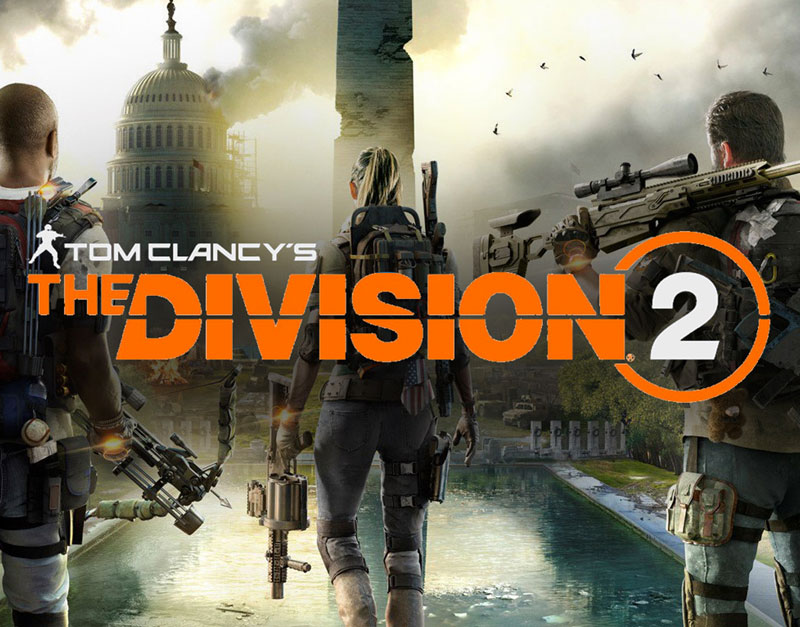 Tom Clancy's The Division 2 (Xbox One EU), Go Game A Lot, gogamealot.com