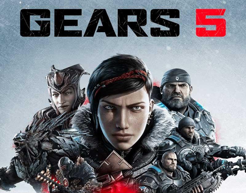 Gears 5 (Xbox One), Go Game A Lot, gogamealot.com