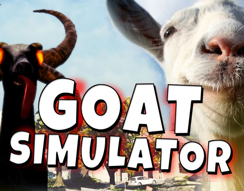 Goat Simulator (Xbox One), Go Game A Lot, gogamealot.com