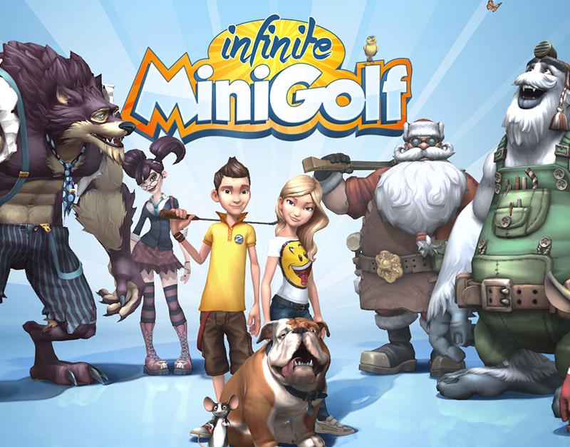 Infinite Minigolf (Xbox One), Go Game A Lot, gogamealot.com