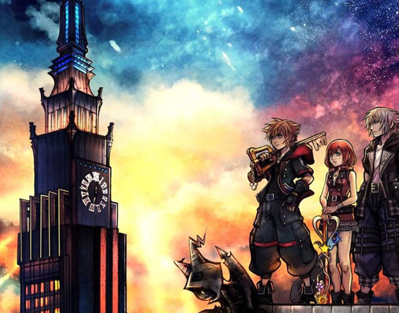 Kingdom Hearts 3 (Xbox One), Go Game A Lot, gogamealot.com