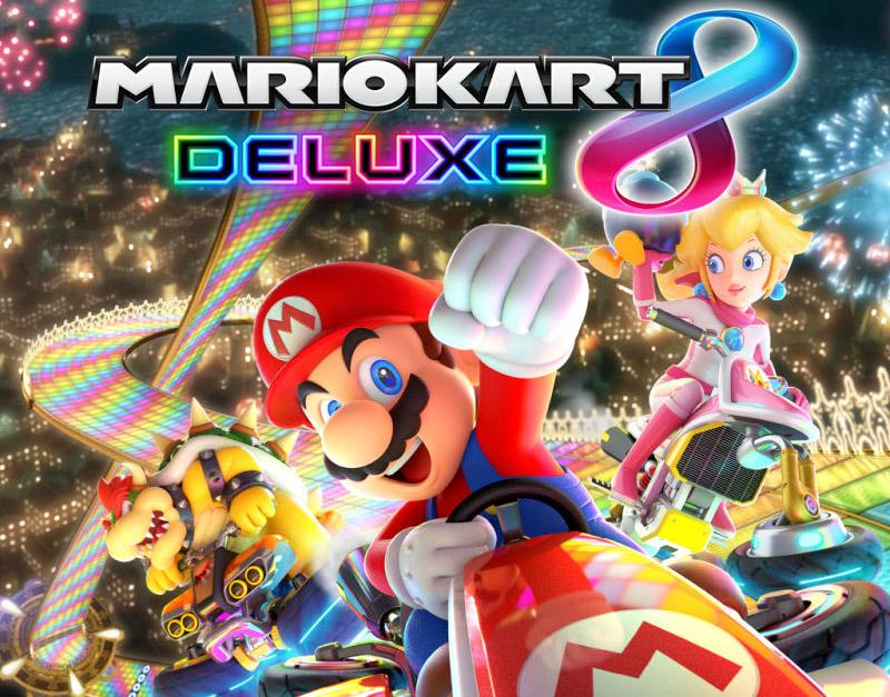 Mario Kart 8 Deluxe (Nintendo), Go Game A Lot, gogamealot.com
