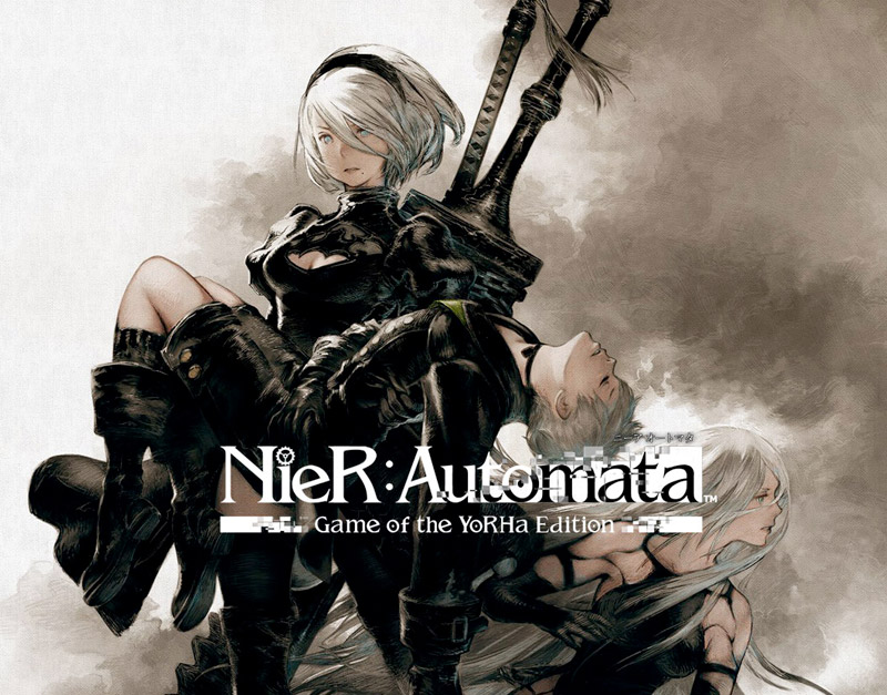 NieR:Automata Become As Gods Edition (Xbox One), Go Game A Lot, gogamealot.com