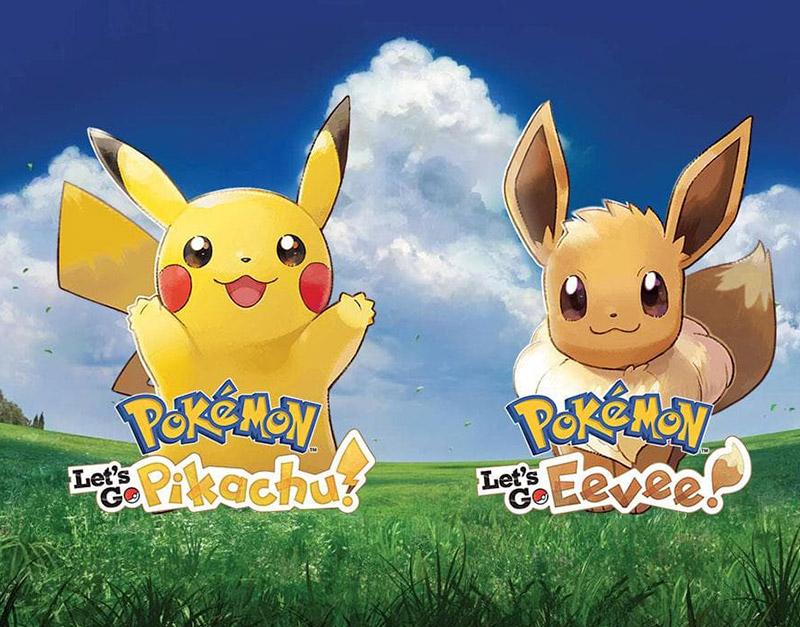 Pokemon Let's Go Eevee! (Nintendo), Go Game A Lot, gogamealot.com
