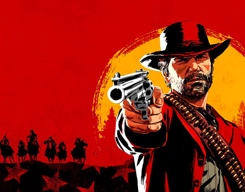Red Dead Redemption 2 (Xbox One), Go Game A Lot, gogamealot.com