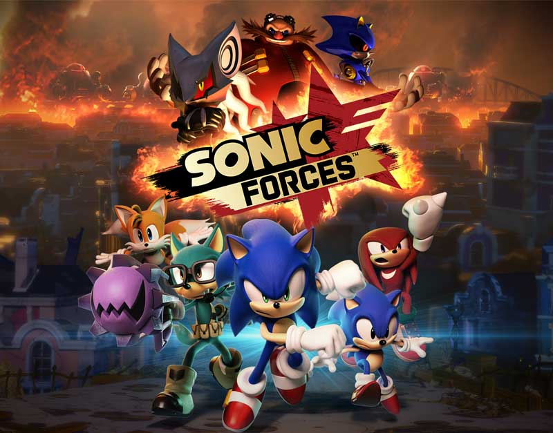 SONIC FORCES™ Digital Standard Edition (Xbox Game EU), Go Game A Lot, gogamealot.com