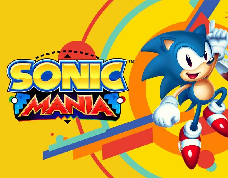 Sonic Mania (Xbox Game EU), Go Game A Lot, gogamealot.com