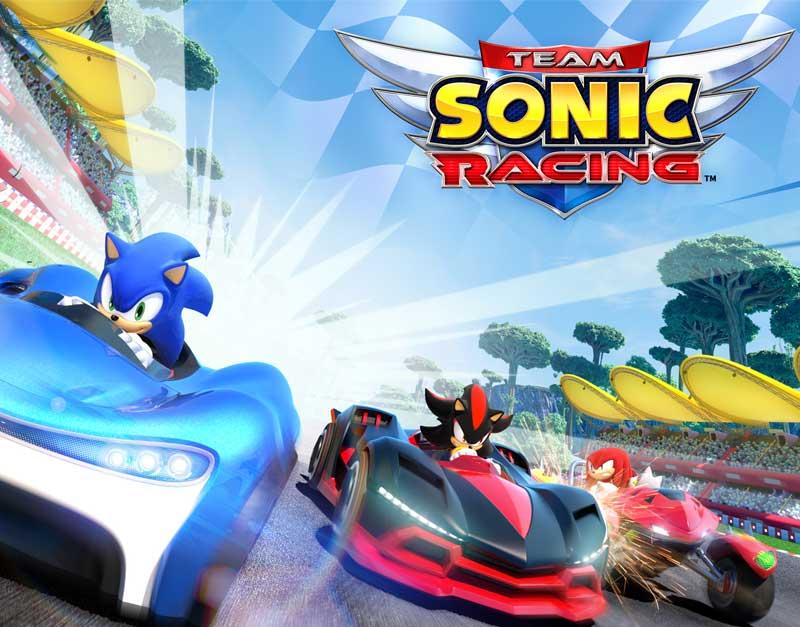 Team Sonic Racing™ (Xbox Game EU), Go Game A Lot, gogamealot.com