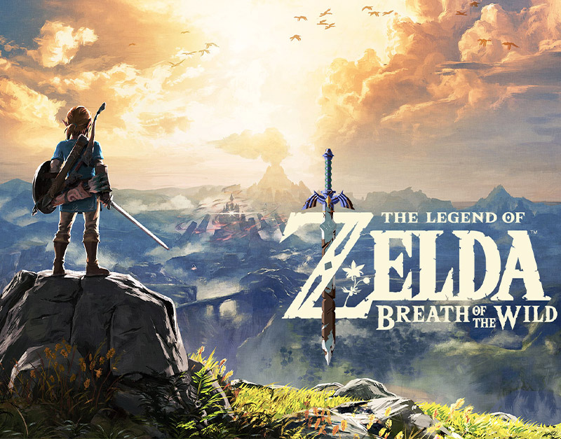 The Legend of Zelda: Breath of the Wild (Nintendo), Go Game A Lot, gogamealot.com