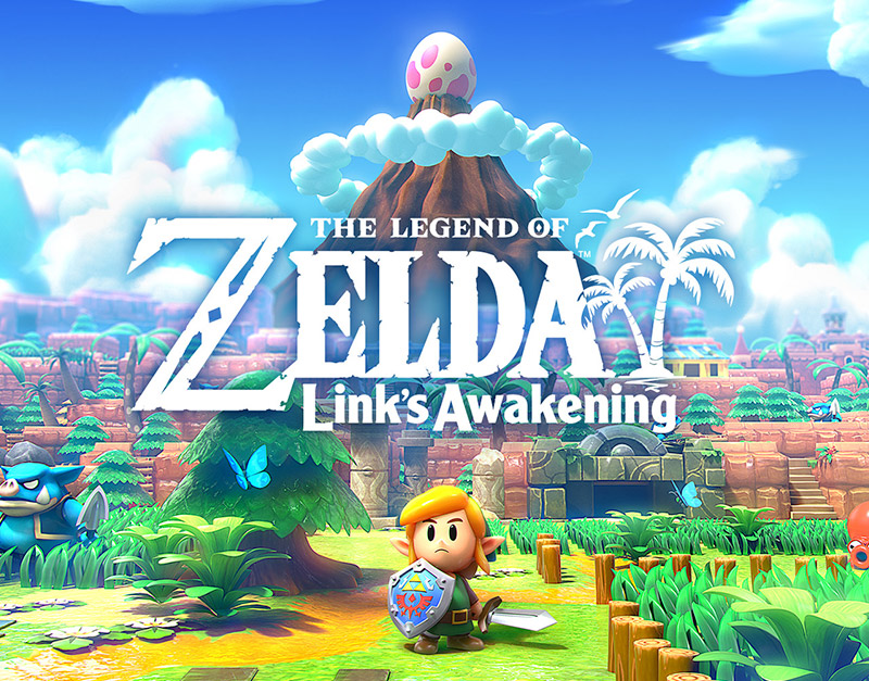 The Legend of Zelda: Link's Awakening (Nintendo), Go Game A Lot, gogamealot.com