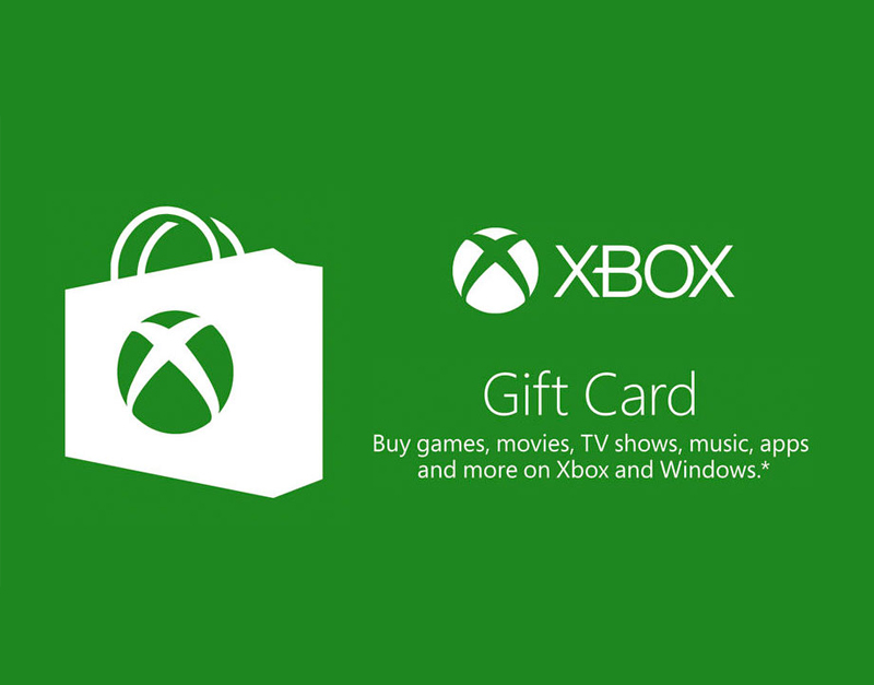 Xbox Live Gift Card, Go Game A Lot, gogamealot.com